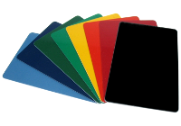 Plastic Card Blanks